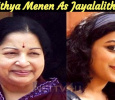 Nithya Menen Committed Doing Jayalalithaa? Tamil News