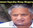 Visu's Statement Regarding Money Misappropriation! Tamil News