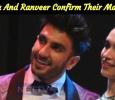 Deepika And Ranveer Confirm Their Marriage! Tamil News