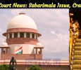 Supreme Court News: Sabarimala Issue, Cracker Sale