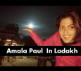 Amala Paul Lands In Her Dream Place! Tamil News