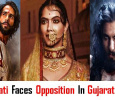 Padmavati Faces Opposition In Gujarat!