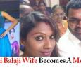 Thadi Balaji's Wife Becomes A Fashion Model!