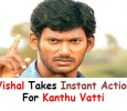 Vishal Orders To Prepare A List Of Producers Affected By Usury Interest! Tamil News