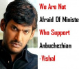 Vishal's Bold Statement Against Anbuchezhian!