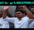 Vijay 62 Completes Its Important Schedule! Tamil News