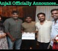 Anjali Officially Announces…