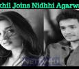Akhil Joins Nidhhi Agerwal!