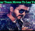 Sarkar Team Moves To Las Vegas! Tamil News
