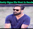 Suniel Shetty Signs His Next In Sandalwood!
