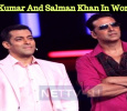 Akshay Kumar And Salman Khan In World Top 10!