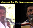 Karunas Arrested For His Controversial Speech! Tamil News