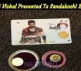This Is What Keerthy And Vishal Presented To Sandakozhi 2 Crew!