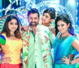 Movie Bharjari Crosses The Hundred Days Mark Kannada News