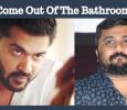 Please Come Out Of The Bathroom Simbu – Gnanavel Raja Tamil News