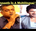 Puneeth Rajkumar In A Multilingual Multi-starrer? Kannada News