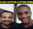 African Actor Gets A Place In Kerala!