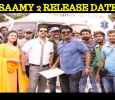 Will Saamy Sequel, A Treat For Ramzan?