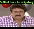 Will S Ve Shekher Get Anticipatory Bail?