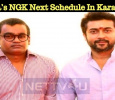 Suriya's NGK Next Schedule In Karaikudi! Tamil News