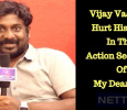 After Dhanush, It Is Vijay Vasanth!