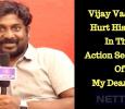 After Dhanush, It Is Vijay Vasanth!