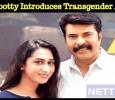 Mammootty Introduces Transgender Actor! Tamil News