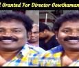 Bail Granted For Director Gowthaman!