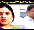 Sripriya Disappointed!!! And The Reason Is….