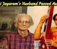 Vani Jayaram's Husband Passed Away! Tamil News
