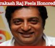 Prakash Raj Feels Honored To Play In This Film! Tamil News