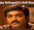 Vijay Sethupathi's Soft Heart! Tamil News