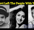 Sridevi's Death Affected The Players To The Politicians! Tamil News