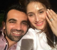 Chak De India Fame Sagarika Ghatge Is Engaged T..