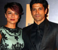 Farhan And Adhuna Are No More Couples! Hindi News