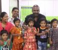 Lawrence Adopts Four Kids! Tamil News