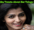 Dhansika Tweets About Her Telugu Debut! Tamil News