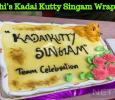 Karthi's Kadai Kutty Singam Wraps Up!