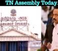 Tamilnadu Assembly Today…