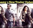 Saamy 2 New Trailer Updates!