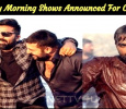 Early Morning Shows Announced For CCV! Tamil News