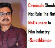 No Usury Interest In Cinema Industry – Sarathkumar Tamil News