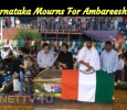 Karnataka Mourns For Ambareesh!