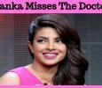 Priyanka Misses The Doctorate?