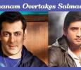Santhanam Overtakes Salman Khan! Tamil News