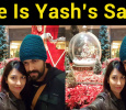 Here Is The Santa Of Yash!