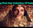 Padmaavat's Stunning First Day  Collection!
