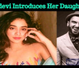 Sridevi's Daughter Makes Her Debut!