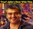 Is This True? Ajith's Next With This Biggie? Tamil News