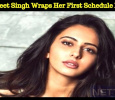 Rakul Preet Singh Wraps Her First Schedule In NGK! Tamil News